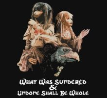 What Was Sundered & Undone Shall Be Whole  by PopCultFanatics