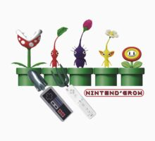 Nintend'Gro Gardening,  by its-mr-towel