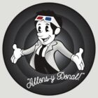 Allons-y Donal (Personalized) by zerobriant