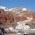Oia, Santorini by rebecca12291
