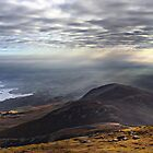 Croagh Patrick Sunrise by ezequielm