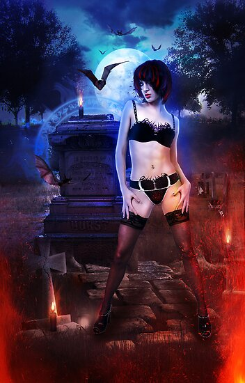 Vampire Queen by prudence13