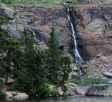 Willow Creek Falls by Bill Hendricks