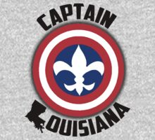 Captain Louisiana - Fleur de Lis by michellemac