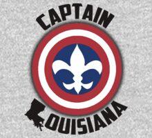 Captain Louisiana - Fleur de Lis Kids Clothes