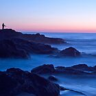 Dawn at Currumbin Beach by DIZZYHEIGHTS