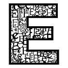 The Letter E by Julie Hartman