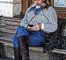 Drug Store Cowboy by ☼Laughing Bones☾