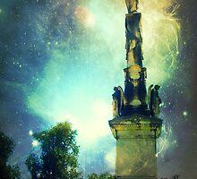 Divine Light by Lea  Weikert