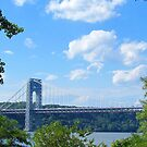 George Washington Bridge by Alberto  DeJesus