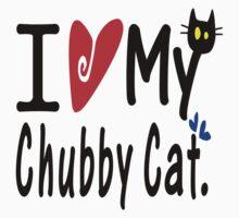 Chubby Cat by cheeckymonkey