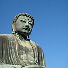 The Buddha of Kamakura by Joumana Medlej