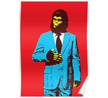Planet of the Apes, dressed for success Poster