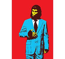 Planet of the Apes, dressed for success Photographic Print
