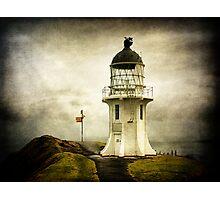 Cape Reinga Lighthouse, New Zealand (II) Photographic Print
