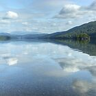 Coniston Water..English Lake District by VoluntaryRanger