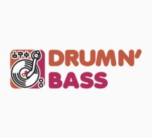 DrummN' Bass by Jonah Block