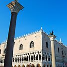 Doge&#x27;s Palace, Venice by inglesina