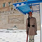 Greece. Athens. Parliament. Guard. by vadim19