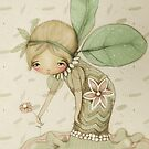 little leaf fairy by Karin  Taylor