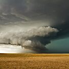 Rotating Supercell in the Palmer Divide, Colorado by Troy Barrett