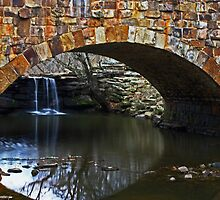 Davis Bridge by JLBphoto