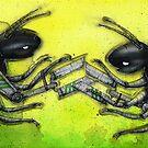 Robo Beetles by Kaitlin Beckett