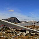 Hang Gliding, Meall a&#x27; Bhiridh (Glen Coe), Scotland by asm1