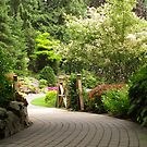 Minter Gardens 1 by Tracy Friesen
