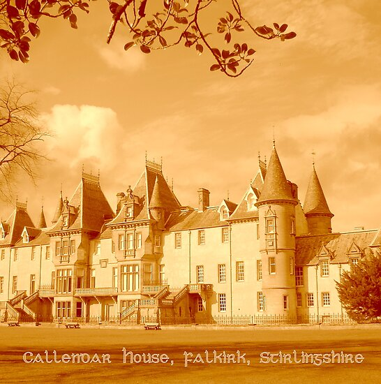 Callendar House  by The Creative Minds