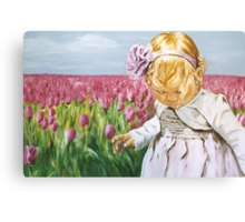 A Flower in Disguise Canvas Print