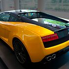 2011 Lamborghini Gallardo LP560-4 Bicolore - Rear View by Stuart Row