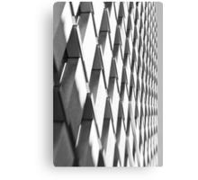 Zebragonals! - Sydney - Australia Canvas Print