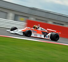 James Hunts - McLaren M26 - 1976 by Tom Clancy
