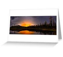 Just A Dream ~ Oregon High Cascades ~ Greeting Card