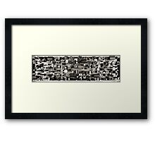 Say Cheeze! Framed Print