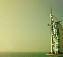 Burj Al Arab by Eduard Daling