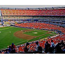 Shea Stadium - The Final Season Photographic Print