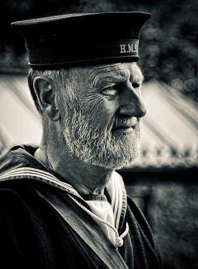 Sailor by cameraimagery