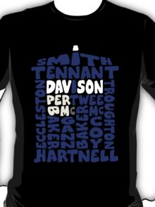 The Blue Box Eleven T-Shirt