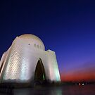 Tomb of Quaid-e-Azam Mohammed Ali Jinnah  by fursid