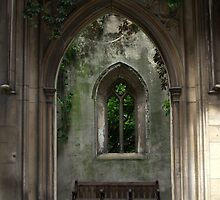 St Dunstan-in-the-East by RSMphotography