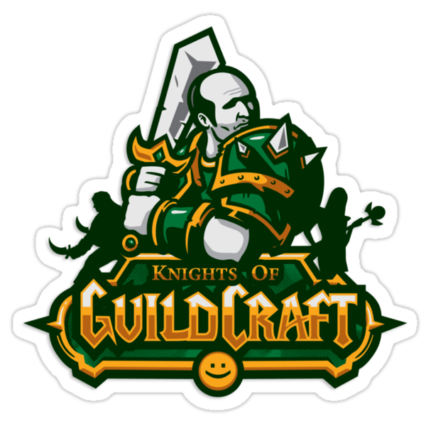 Knights of GuildCraft by WinterArtwork