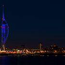 Portsmouth Waterfront by Andrew Walker
