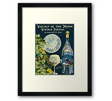 Valley of the Moon Vintage Festival 2011 Framed Print