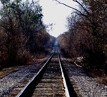 vanishing point by Wheelssky