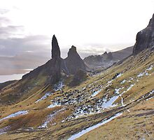 The Old Man Of Storr by Matthew Floyd