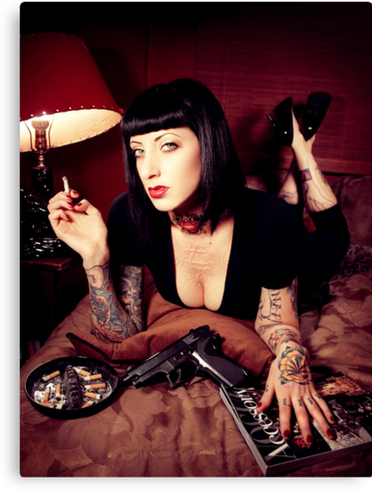 Pulp Fiction by DannyGirl Portieous