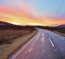 On The Road Again by Matthew Floyd