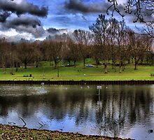 Weston Favell Park - Northampton by Mark Johnson